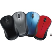 Logitech M310 Wireless Mice, Assorted Colors