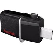 Sand Disk – Clé USB 3.0 double Ultra®, 32 Go, (SDDD2-32G-C46)