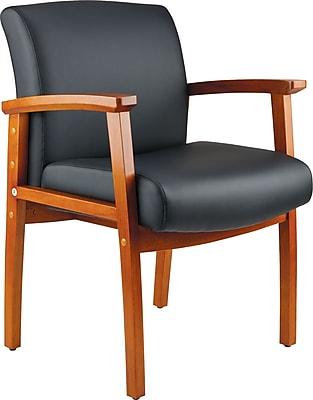 Staples Ellsbury Wood Guest Chair