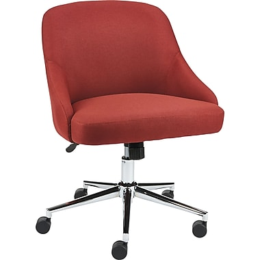 Staples Trulli Club Chair, Marsala