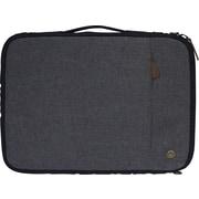 PKG - Sac/étui de transport universel « Stuff » pour tablette et ordinateur portatif de 13 po, noir