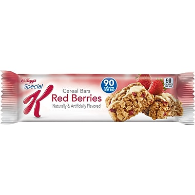 Kellogg's® Special K® Strawberry Protein Bars, 1.59 oz. Bars, 8 Bars/Box
