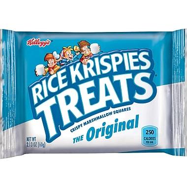 Kellogg's® Rice Krispies Treats®, Original, 2.13 oz. Bars, 12 Bars/Box