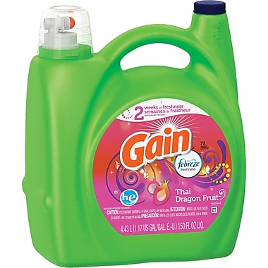 Tide PODS Ocean Mist Scent Scent Laundry Detergent Pacs are a 3-in-1 laundry solution, that consist of a detergent, stain remover and brightener all at once.