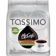 Tassimo – Recharges T-Disc de café décaféiné à torréfaction supérieure, paq./14