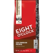 Eight O'Clock - Columbian Peaks Whole Bean, 11 oz.