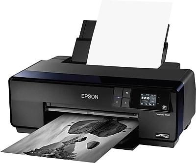 Epson® SureColor P-600 Wireless Single-Function Color Inkjet Photo Printer