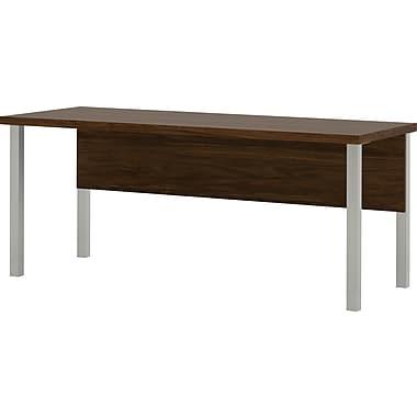 bestar Pro-Linea 71'' Rectangular Conference Table, Oak Barrel (120401-30)