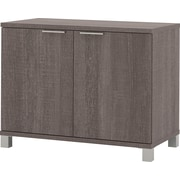 Pro-Linea 2-door Storage Unit in Bark Grey