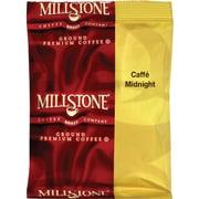 Millstone Cafe Midnight Premium Ground Coffee, 1.75 oz. Bags, 24 Count