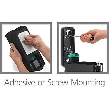 Brighton Professional™ADX-12 Foam Soap Dispenser, Black
