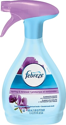 Febreze FABRIC Refresher, Spring & Renewal, 1