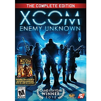 XCOM: Enemy Unknown PC Game