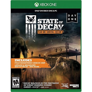 State of Decay Replen for XOne