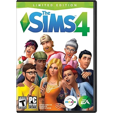 Sims 4 Limited Edition for PC