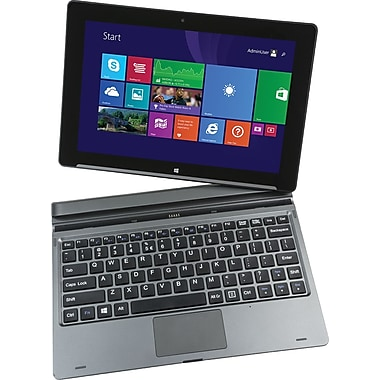 """NuVision 10.1"""" Windows 8.1 2 in 1 Tablet/PC"""