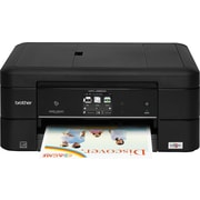 Brother MFCJ885DW Compact Wireless Multifunction Color Inkjet Printer with Mobile Device Printing