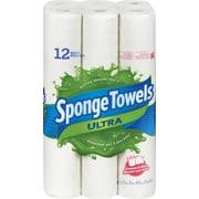 SpongeTowelsMD – Essuie-tout Ultra Mesure-au-choix, paq./12