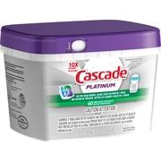 Cascade Platinum Action Pacs, Fresh Scent, 60 count