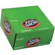 JOLLY RANCHER Hard Candy in Apple Flavor, 160 Count