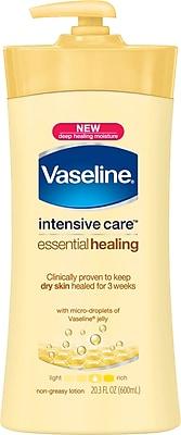 Vaseline® Intensive Care® Total Moisture Dry Skin Lotion, 20.3 oz.