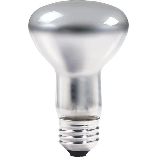 Philips® Incandescent Light Bulb, R20, 45 Watt, Medium Screw Base, 12/PK