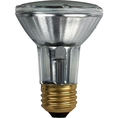 Philips Halogen PAR20 Lamp, 25 Degree Flood, 39 Watts, 15/PK