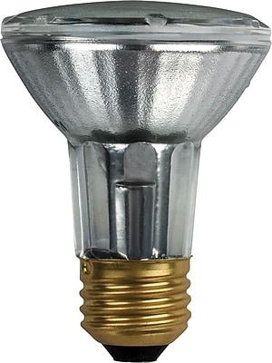 Philips Ceramic Metal Halide PAR20 Lamp, 30° Flood, 22 Watts, 12PK