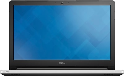 Dell Inspiron 15.6-Inch Laptop (i5558-2143BLK)