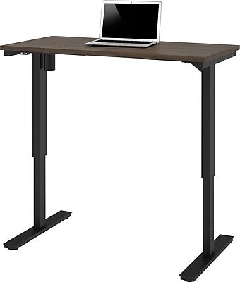 bestar 24'' Work Station Sit & Stand Desk, Antigua (65857-52)