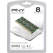 PNY 8GB Notebook DDR3 DIM1600