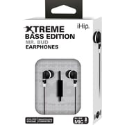 iHip Mr. Bud Extreme Bass Edition Earphones
