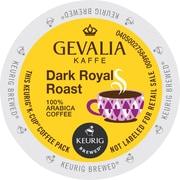 Gevalia Kaffe Dark Royal Roast Coffee K-Cup Pods, 24 Count