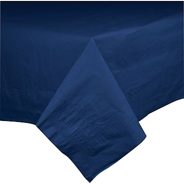Hoffmaster Tablecover, Navy