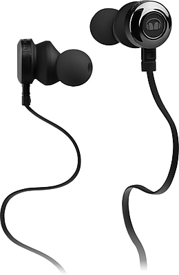 Monster Clarity HD High Definition In-Ear Headphones, Black