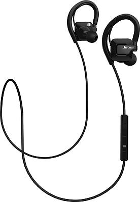 Jabra STEP Wireless Earbuds, Black