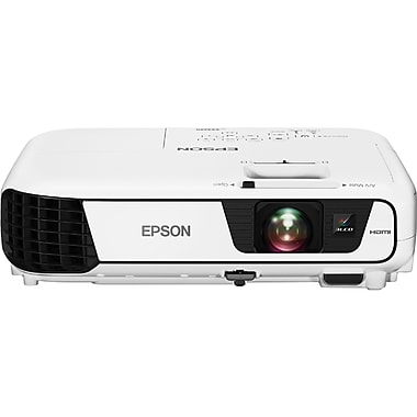 Epson EX3240 SVGA 3LCD Projector, White