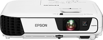 Epson EX3240 SVGA 3LCD Projector, White