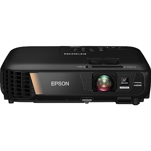 Epson V11H722020 Business (V11H722020) LCD Projector, Black