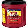 OfficeDepot.com deals on 6 Pack Folgers Classic Roast Coffee, 33.9 Ounce