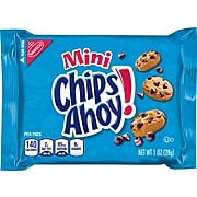 Chips Ahoy!® Mini Size Cookies, 1oz, 12 count