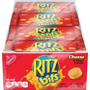 Nabisco Ritz Bits Cheese Cracker Sandwiches, 1 oz, 12 count