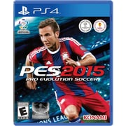 Konami 20297 PS4 Pro Evolution Soccer 2015