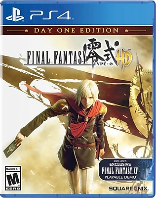 Square 91523 PS4 Final Fantasy Type-0 Hd