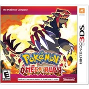 Nintendo CTRPECRE 3DS Pokemon Omega Ruby