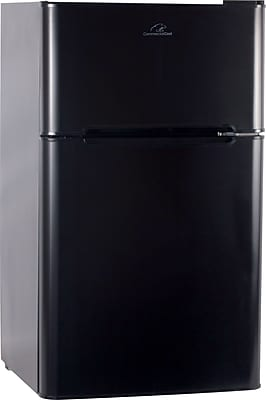 Commercial Cool 3.2 Cubic Feet 2 Door Refrigerator/Freezer