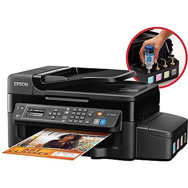 Epson WorkForce ET-4500 EcoTank Wireless All-in-One Printer