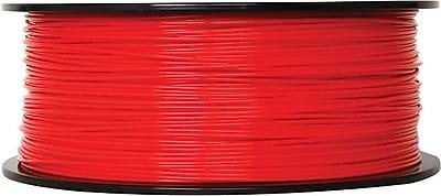 MakerBot True Red ABS Filament (1kg Spool)