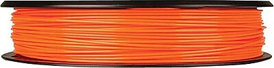 MakerBot True Orange PLA Filament (Small Spool)