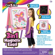 Cra-Z-Art 3-in-1 Magnetic Art Easel